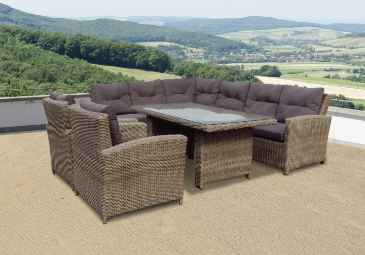 Amazing Rattan Eckbank Outdoor Die Schnsten With Eckbank Rattan. Excellent  Gartenmobel ...